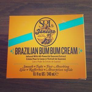 Sol janeria Brazilian bum bum cream